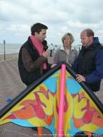 Johan Van Eeckhout 1er prix au trophée creation - Infetable Delta